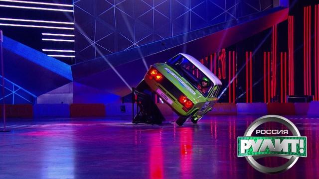 «Что он творит!»: сибиряк на «пятерке» иего фокус на двух колесах.автомобили.НТВ.Ru: новости, видео, программы телеканала НТВ