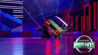 «Что он творит!»: сибиряк на «пятерке» иего фокус на двух колесах