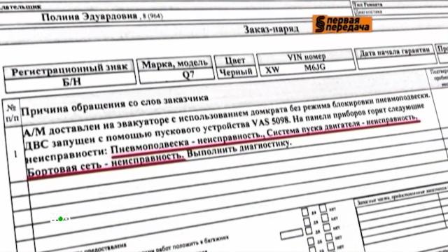 Неисправный автомобиль: как вернуть деньги.НТВ.Ru: новости, видео, программы телеканала НТВ