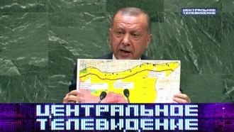 Кчему приведет турецкое вторжение вСирию икто считает Грету Тунберг агентом Кремля? «Центральное телевидение»— всубботу в19:00