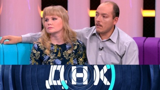 Свекровь обвиняет невестку втом, что все ее четверо детей от разных мужчин. «ДНК»— сегодня в17:00