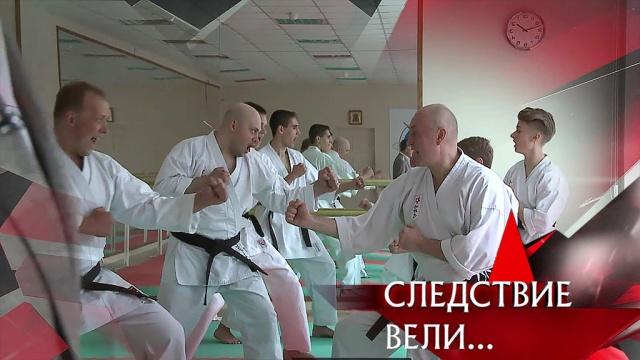«Танцующий убийца».«Танцующий убийца».НТВ.Ru: новости, видео, программы телеканала НТВ