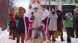 Новогодняя сказка начинается! Новое «Путешествие Деда Мороза» вместе сНТВ