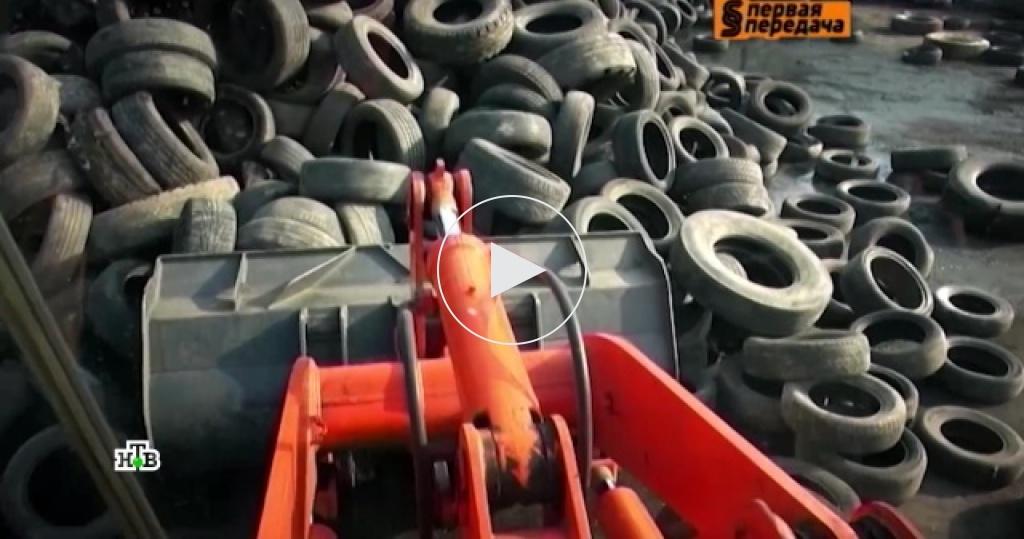 Обувь для машины: установка новых ипереработка старых шин