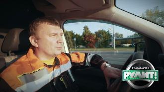Участники «Россия рулит!»: Дмитрий Горбунов— мастер по ремонту авто из Московской области
