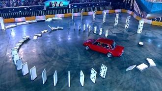 Головокружительные трюки— впервом полуфинале шоу «Россия рулит!»— ввоскресенье на НТВ
