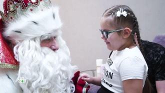Главный зимний волшебник привез вТомск новогоднюю сказку иморе сюрпризов
