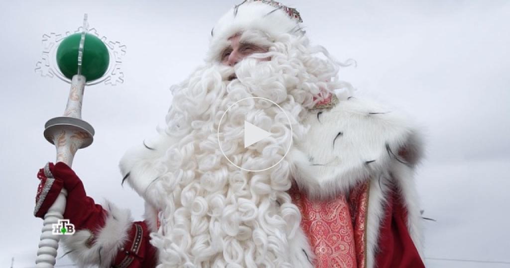 Подарки каждому ипраздник для всего города: второй день путешествия Деда Мороза вКрасноярске
