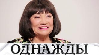 Интервью Ларисы Лужиной идетство Альбины Джанабаевой— всреду впрограмме «Однажды…» на НТВ