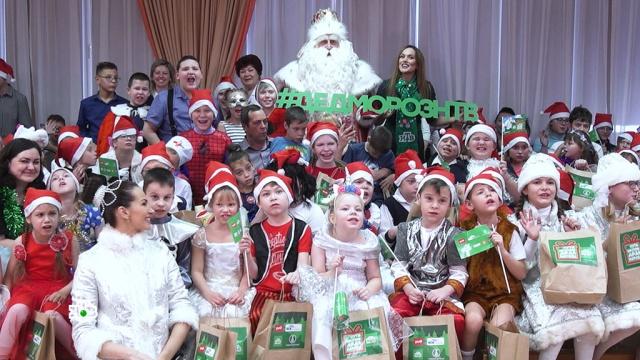Удивительные встречи иновогодняя сказка: Дед Мороз приехал вБарнаул.НТВ.Ru: новости, видео, программы телеканала НТВ