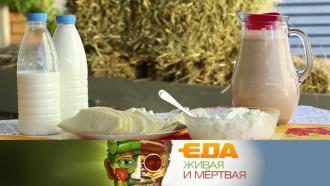 Все освойствах козьего молока исостав правильного французского завтрака. «Еда живая имёртвая»— всубботу в11:00