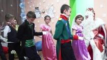 Удивительные встречи иновогодняя сказка: Дед Мороз приехал вБарнаул