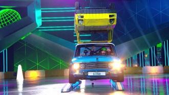 Второй полуфинал автомобильного шоу талантов «Россия рулит!»— на НТВ