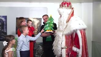 Новогодняя сказка вТюмени: встреча Деда Мороза с<nobr>Бабой-Ягой</nobr> ияркие сюрпризы для детей