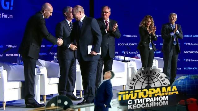 Как Путин открыл метро, не спускаясь под землю.НТВ.Ru: новости, видео, программы телеканала НТВ