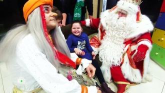 Всероссийский Дед Мороз приготовил волшебные сюрпризы для всех тюменцев