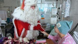 ВПерми Дед Мороз подарил всем веру вчудо