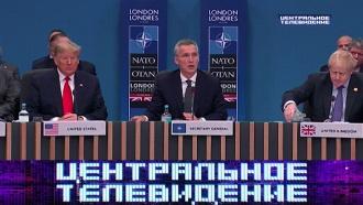 Закулисье юбилейного саммита НАТО иугроза нового Майдана— всубботу в«Центральном телевидении»