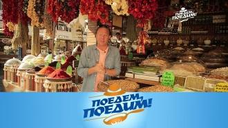 Выпуск от 14декабря 2019года.Газиантеп: фисташковый рай, затопленный город и удивительные сладости.НТВ.Ru: новости, видео, программы телеканала НТВ