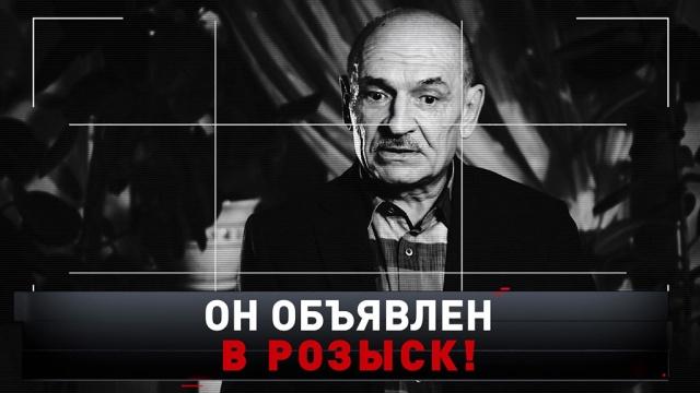 «Он объявлен в розыск!».«Он объявлен в розыск!».НТВ.Ru: новости, видео, программы телеканала НТВ