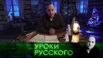 Выпуск от 26декабря 2019 года.Уроки 2019.НТВ.Ru: новости, видео, программы телеканала НТВ