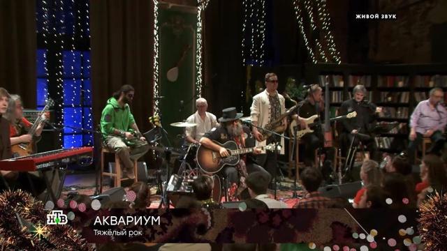 Аквариум: «Тяжелый рок».НТВ.Ru: новости, видео, программы телеканала НТВ