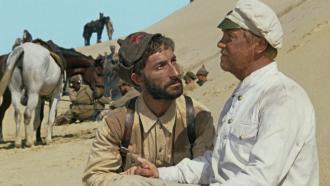 Культовый фильм «Белое солнце пустыни»— 4ноября в16:25на НТВ