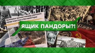 Выпуск от 30 октября 2020 года.Ящик Пандоры?!НТВ.Ru: новости, видео, программы телеканала НТВ