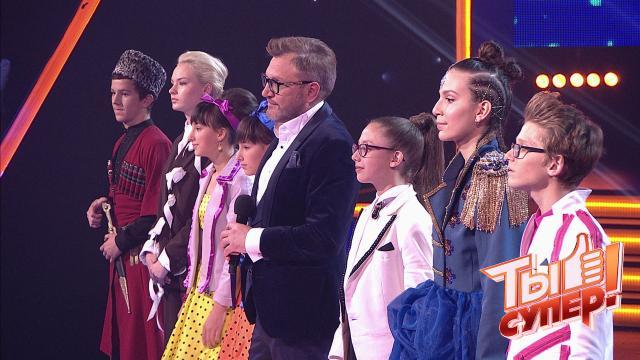 Выбор жюри «Ты супер!»: новая четверка финалистов шоу.НТВ.Ru: новости, видео, программы телеканала НТВ