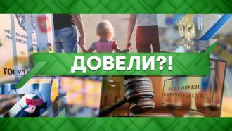 Выпуск от 6 ноября 2020 года.Довели?!НТВ.Ru: новости, видео, программы телеканала НТВ