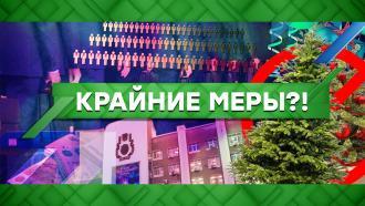 Выпуск от 19 ноября 2020 года.Крайние меры?!НТВ.Ru: новости, видео, программы телеканала НТВ