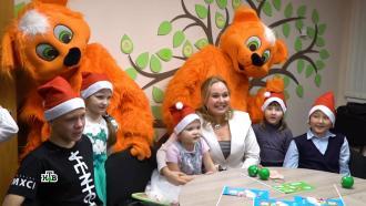 Всероссийский Дед Мороз подарил новогоднюю сказку детям из Челябинска иМайкопа