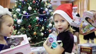 Искренняя вера вчудо: Дед Мороз осуществил мечты детей из Алтайского края иБалакова