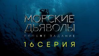 «Морские дьяволы. Особое задание». 16-я серия.16-я серия.НТВ.Ru: новости, видео, программы телеканала НТВ