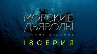 «Морские дьяволы. Особое задание». 18-я серия.18-я серия.НТВ.Ru: новости, видео, программы телеканала НТВ