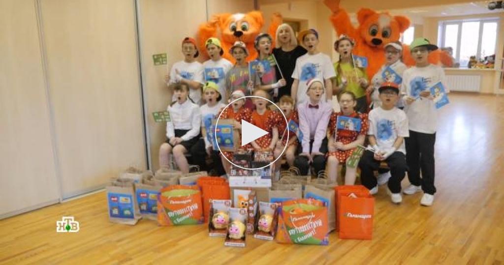 Добрая сказка для ребят из Элисты, Якутска иЕкатеринбурга: продолжение чудесного путешествия Деда Мороза