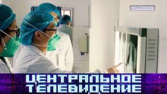 Эпидемия коронавируса, девственность за 1,5миллиона долларов иневесты для людоеда. «Центральное телевидение»— всубботу на НТВ