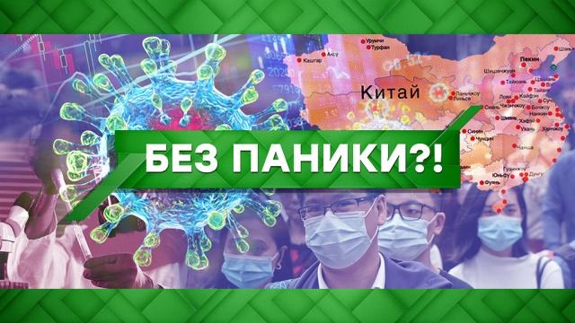 Выпуск от 28января 2020года.Без паники?!НТВ.Ru: новости, видео, программы телеканала НТВ