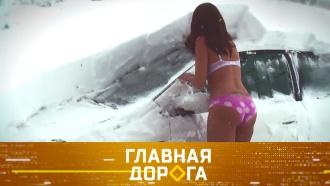 Выпуск от 8февраля 2020года.Народные способы быстро убрать снег с авто и проверка заправщиков на АЗС.НТВ.Ru: новости, видео, программы телеканала НТВ