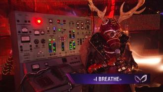 Олень:I breathe