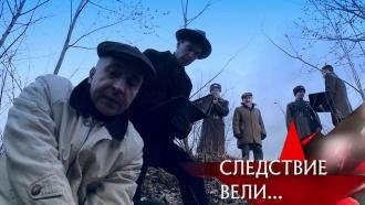 Монстр вКалинине: почему сыщики упустили подозреваемого вжестоких убийствах? «Следствие вели…»— ввоскресенье на НТВ
