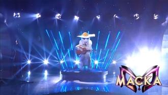 Музыкальные, вкусные, волшебные выступления— вшоу «Маска» на НТВ