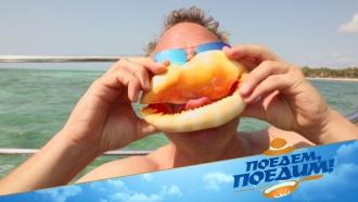 Джон Уоррен… вМоскве! Дома он вспомнит лучшие моменты из путешествий иприготовит салат из гречки. «Поедем, поедим!»— всубботу.НТВ.Ru: новости, видео, программы телеканала НТВ