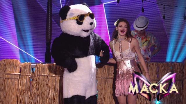 Панда шикарно спела песню Луиса Фонси изаслужила похвалу короля эстрады.НТВ.Ru: новости, видео, программы телеканала НТВ