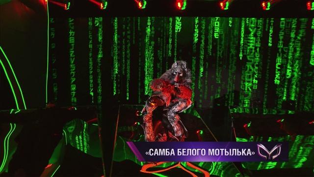 Волк: «Самба белого мотылька».НТВ.Ru: новости, видео, программы телеканала НТВ