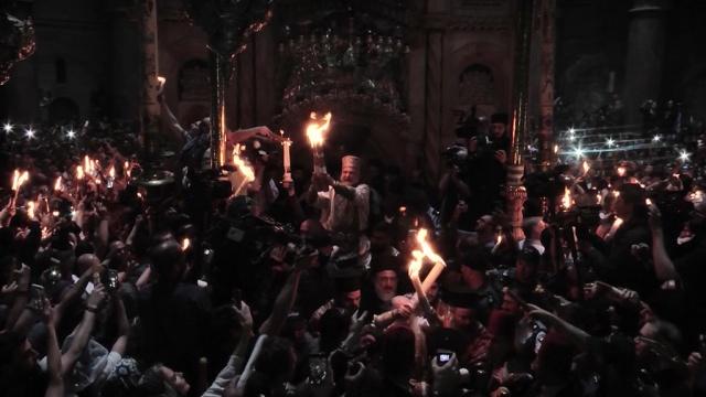 Случитсяли вэтом году величайшее чудо— сойдетли Благодатный огонь на Гроб Господень вВеликую субботу?НТВ.Ru: новости, видео, программы телеканала НТВ