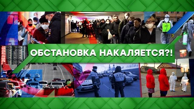 Выпуск от 15 апреля 2020 года.Обстановка накаляется?!НТВ.Ru: новости, видео, программы телеканала НТВ