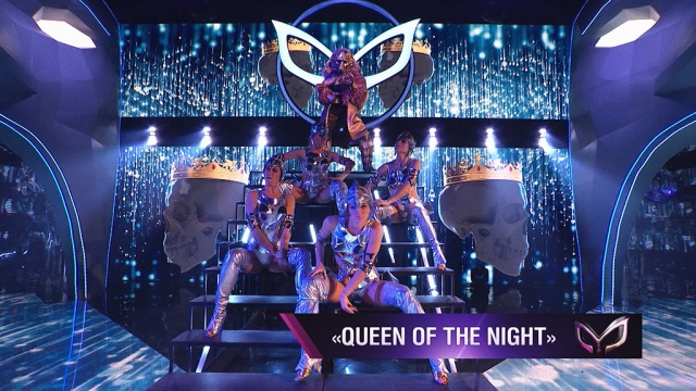 Финал — Волк: Queen Of The Night.