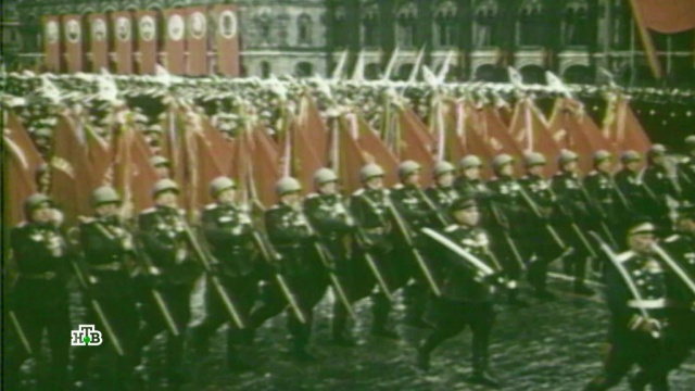 Парад Победы 1945 года.Парад Победы 1945 года.НТВ.Ru: новости, видео, программы телеканала НТВ