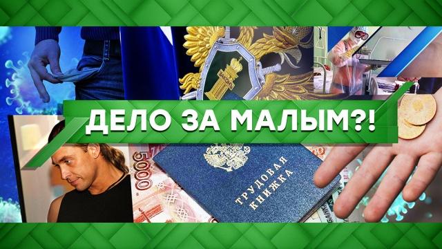 Выпуск от 26мая 2020года.Дело за малым?!НТВ.Ru: новости, видео, программы телеканала НТВ